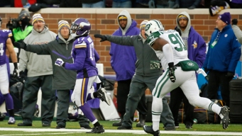 Sheldon Richardson a Silver Lining for Gang Green
