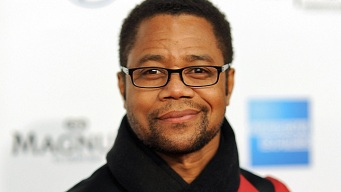 Cuba Gooding Jr. Filming in Connecticut