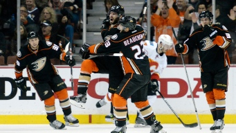 Ducks Defeat Flames, Advance to Western Conference Final