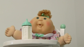 Johnny Bananas IS THE FATHER (Cabbage Patch baby of course)