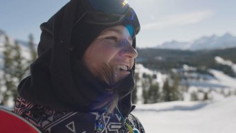 Kelly Clark Reflects on Evolution of Halfpipe