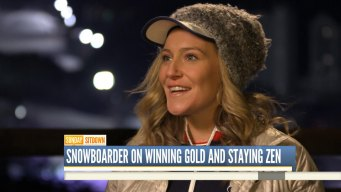 Jamie Anderson Is Team USA's Humble Warrior