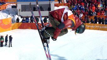 Cassie Sharpe's Progressive Run Earns Ski Halfpipe Gold