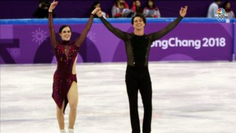 Virtue and Moir Are Skating in PyeongChang With a New Hunger