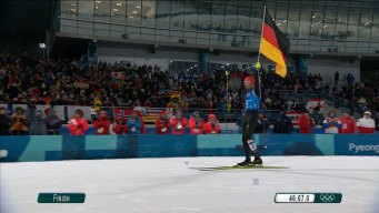 Germans Complete Historic Sweep of Nordic Combined Golds