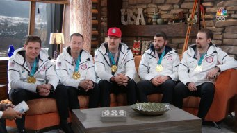 U.S. Men's Curling Team Found Rhythm at Perfect Time