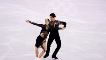 Watch the Best Moments of Figure Skating's Ice Dance Event