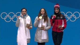Watch the Best Moments of Figure Skating's Ladies Event