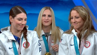 Team USA Talks About Finally Winning the Gold Medal