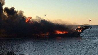 1 Dead After Fire on Casino Shuttle Boat Near Tampa