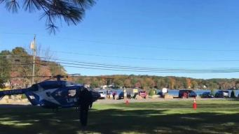 3 People Pulled From Water at Amston Lake in Hebron