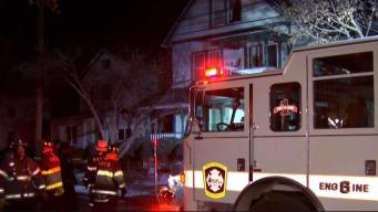 4 Displaced by House Fire in New Haven
