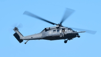 Pentagon: No Survivors in US Helicopter Crash in Iraq