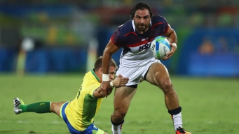 US Splits 1st Games as Men's Rugby Makes Olympic Return