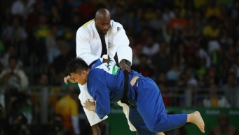 Teddy Riner Wins Another Gold in Olympic Judo