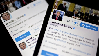How Trump's Tweets Have Changed in 100 Days as @POTUS