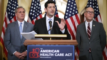 Here Are the Republicans Who May Reject Health Care Bill
