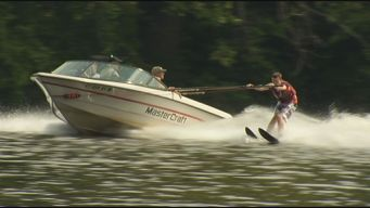 Special Needs Children Learn Water Sports