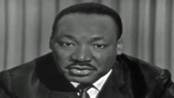 "WATCH: 1963 Edition of ""Meet the Press"" with MLK"