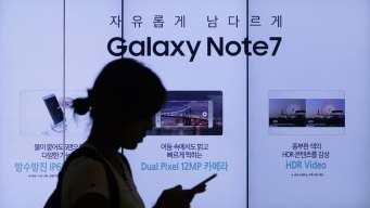FAA Issues Warning About Samsung Phones