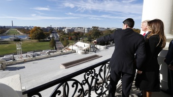 Park Service Quashing Dissent During Inauguration: Attorney