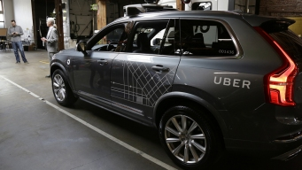 Uber Self-Driving Cars Hit the Streets of San Francisco
