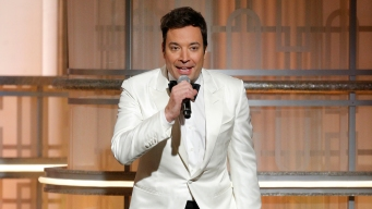 Fallon Puts His Spin on the Golden Globes