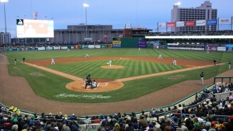 Yard Goats Turf Manager Named League's Best Field Manager