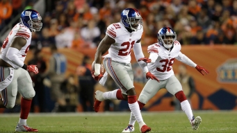 Manning, Pierre-Paul and Rest of Giants Stun Broncos 23-10