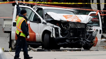 ISIS Claims Responsibility for NYC Truck Rampage; Offers No Evidence