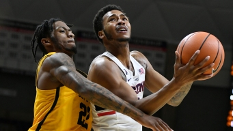 Huskies Remain Unbeaten at Home With Win Over Coppin State