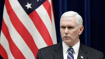 Pence : Will Defend Against N. Korea With 'Necessary' Action
