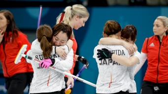 Japan Women Win Curling Bronze, Country's 1st Medal in Sport