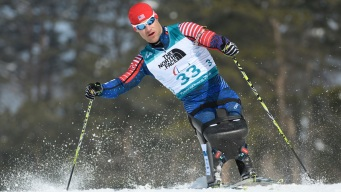 Former Navy SEAL Wins Gold at Paralympics