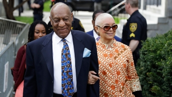 Bill Cosby's Wife Accompanies Him to Closing Arguments