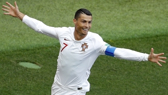 Ronaldo's Goals and Goatee Make This World Cup His Own