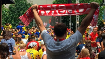 US World Cup Ratings Down 42 Percent Without American Team
