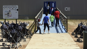 Texas Lockup Is Epicenter of Family Immigration Detention