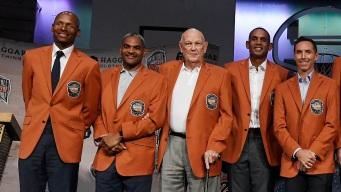 Ray Allen Inducted Into Basketball Hall of Fame Friday