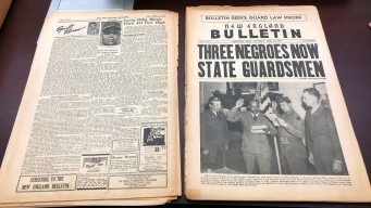 Connecticut WWII-Era Newspapers Offer View Of Black Life