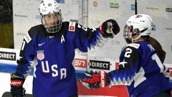 Demanding 1 League, Women's Hockey Stars Announce Boycott