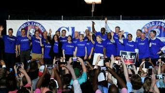 Dems' Presidential Field Takes Spotlight in South Carolina