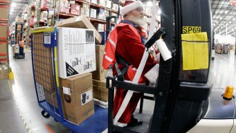 Black Friday Online Sales Hit New High: Report