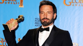 "Affleck on Oscar Snub (Plus Clooney's ""Godfather"" Impression)"
