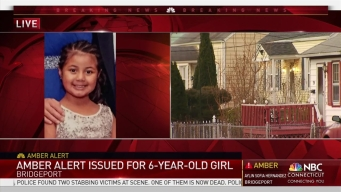 Amber Alert Issued for 6 Year Old in Bridgeport