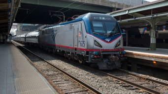 Acela Express Train Hits, Kills Man on Tracks in Old Lyme