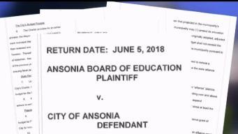 Ansonia School Budget Dispute Heads to Court