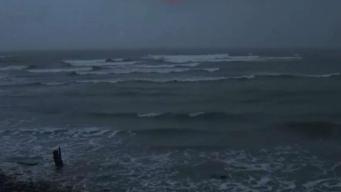 Areas of Milford See Coastal Flooding Ahead of Storm