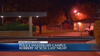 Armed Robber Targets Students at SCSU