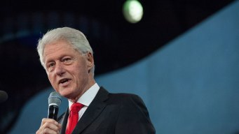 Bill Clinton Delivers Emotional Defense of Charitable Work